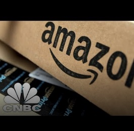 Amazon in the Blockchain Space | CNBC