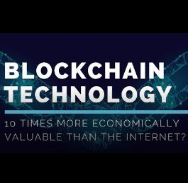 Blockchain 10x More Economically Valuable Than the Internet | Altcoin Buzz