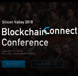 Blockchain Connect Conference | June 26-27 2018 | San Jose  CA USA