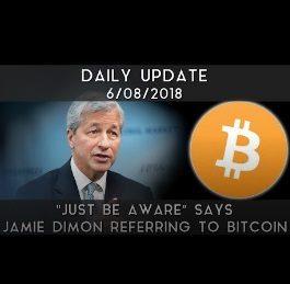 DataDash | Crypto Market Daily Update 6/8/18