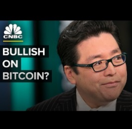 Interview with Fundstrat's Tom Lee | CNBC | Bitcoin Talk