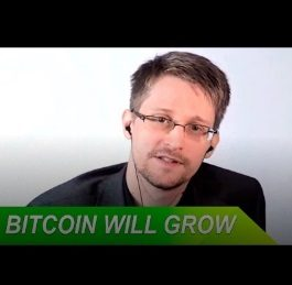 Edward Snowden | CryptoCurrencies | We Need To Focus On Creating Better People