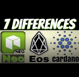Eos vs Cardano vs Neo | Blockchain Comparison
