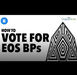 How EOS Block Producers Are Chosen | EOS Token Holder Voting
