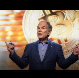 How the Blockchain Changes Things | Ted Talks with Don Tapscott