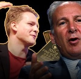 Ivan on Tech Debates Peter Schiff | Bitcoin vs Gold