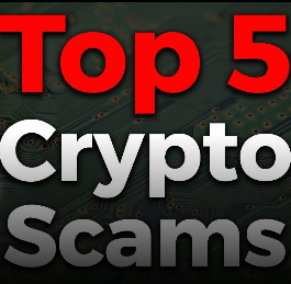 Top 5 crypto scam types in 2018 to watch out for