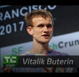 Vitalik Buterin TechCrunch Disrupt SF 2017 Talk
