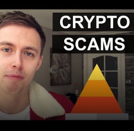 Warnings Crypto Scams video by Louis Thomas