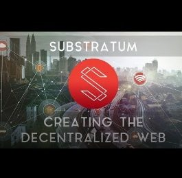 What is Substratum | Decentralized Web | DataDash