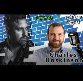 Cardano Charles Hoskinson Interview | Crypto Crow