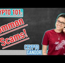 Common Scams to Look Out For in the CryptoCurrency Space | CryptoCandor