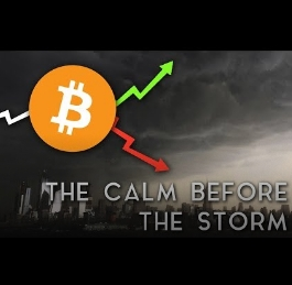 Bitcoin Bottom? Calm Before the Storm | Which Way Will It Go