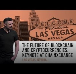 Gary Vee Las Vegas Blockchain Presentation | Future of Blockchain and Cryptocurrencies