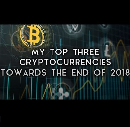 Top 3 CryptoCurrencies End of 2018 Picks | DataDash