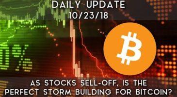 Bitcoin XRP EOS Nano | A Perfect Storm Brewing? | DataDash