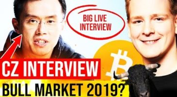 CZ Interview – What is Binance DEX, Listings/Delistings | Binance Chain