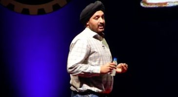 How Blockchain Will Transform India | Jaspreet Bindra TEDx