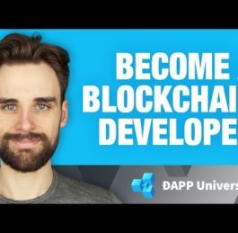 How to Become a Blockchain Developer/Programmer | Dapp University