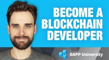 How to Become a Blockchain Developer/Programmer | Dapp University