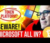 Microsoft Token Platform for ICO's and STO's