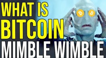 What is Bitcoin MimbleWimble? Ivan on Tech