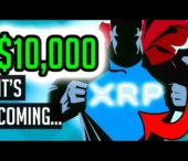 $10,000 Ripple XRP Price | What it takes to reach it