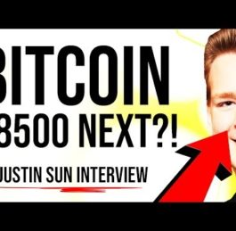 Justin Sun Interview, IRS, taxes, Bitcoin Ban | Ivan on Tech