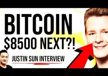 Justin Sun Interview, IRS, taxes, Bitcoin Ban | Ivan on Tech