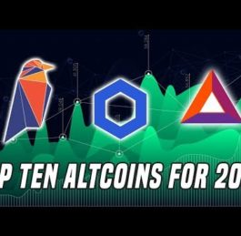 Top Ten Crypto Currency Tokens To Watch In 2020