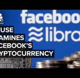 Facebook Libra Cryptocurrency Full House Hearing – 07/17/2019