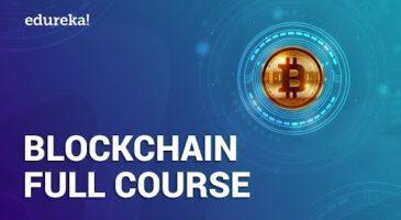 Free Blockchain Course – 4 Hour Blockchain Tutorial | Edureka