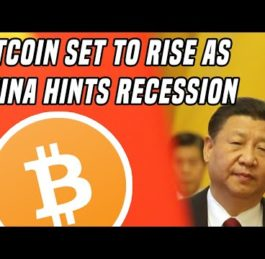 Bitcoin Holds Near $8,000   China Growth Slows To Lowest Level Since 2008