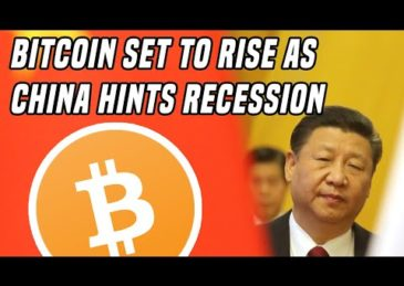 Bitcoin Holds Near $8,000 | China Growth Slows To Lowest Level Since 2008