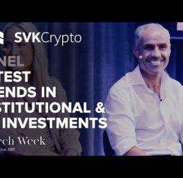 SVK Crypto | London Fintech Interview / Presentation | June 2019
