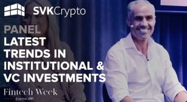 SVK Crypto | London Fintech Interview / Presentation | June 2019