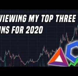 DataDash Top Three Cryptos For 2020 | LINK, BAT, RVN
