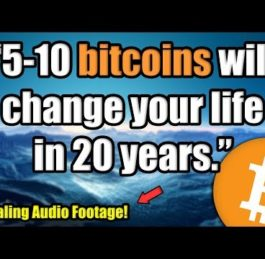 Bitcoin Will Change Your Life In 20 Years | How To Think About Bitcoin As An Investor