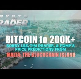 Malta Blockchain Summit | CNBC Crypto Trader