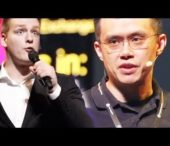 CZ Binance Speech | The Capital in Singapore | Ivan on Tech