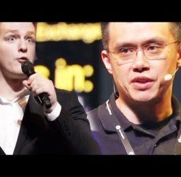 CZ Binance Speech   The Capital in Singapore   Ivan on Tech