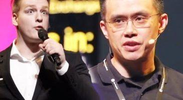 CZ Binance Speech | The Capital in Singapore | Ivan on Tech