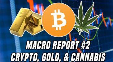 DataDash | Macro Report | Crypto, Gold, & Cannabis