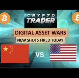 San Francisco Blockchain Week CHINA VS USA Digital Asset Wars
