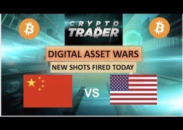 San Francisco Blockchain Week CHINA VS USA Digital Asset Wars