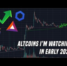 Crypto Trades To Watch For In Early 2020 | LINK, XRP, BAT & RVN!