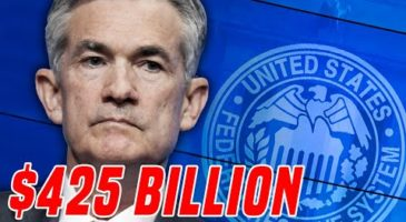 FED Set To Inject 425 Billion In One Month – DataDash