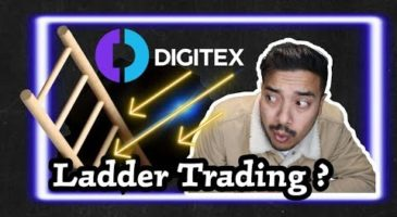 Digitex Futures Ladder Trading Tutorial & Review