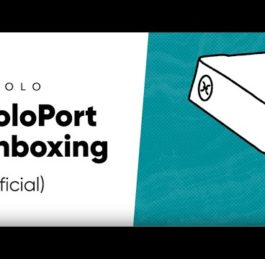 Official HoloPort Unboxing Video