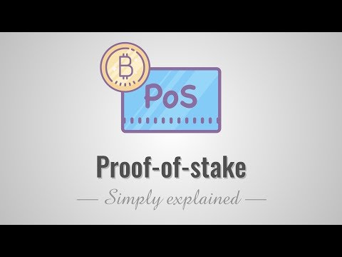Cryptocurrency proof of stake vs proof of work